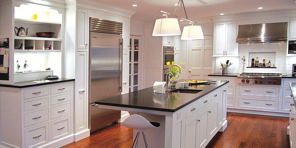 Making Your Kitchen Look Bigger, Lighter and Brighter