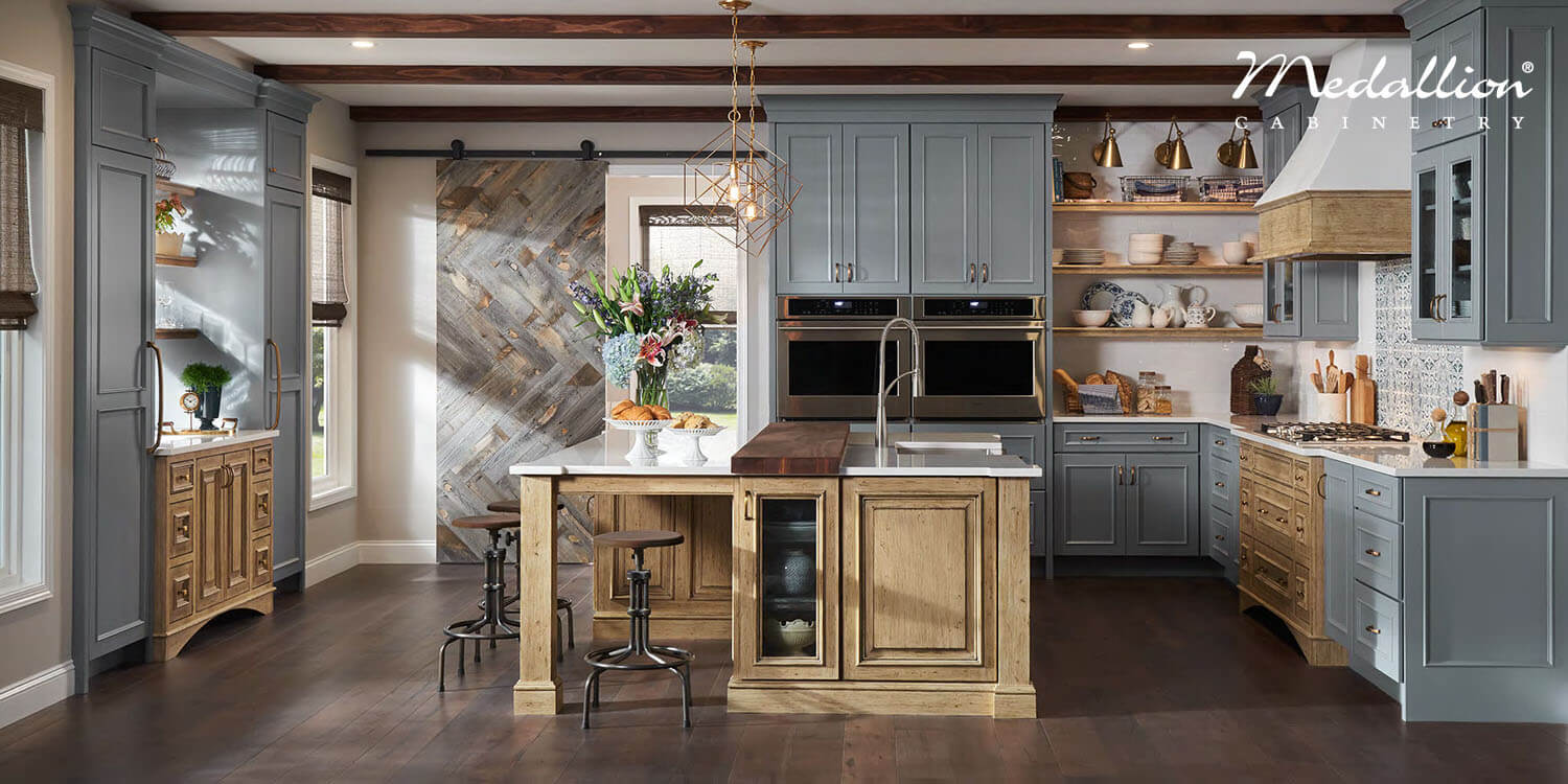 Kitchen Showroom White Plains - Medallion Cabinetry