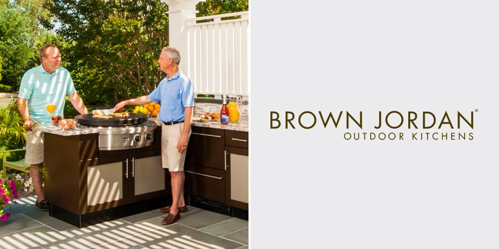 Brown Jordan Outdoor Kitchen Cabinets Armonk, NY