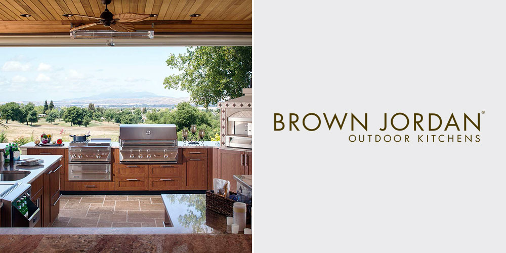 Brown Jordan Outdoor Kitchen Cabinets Westchester | KBS Kitchen and on