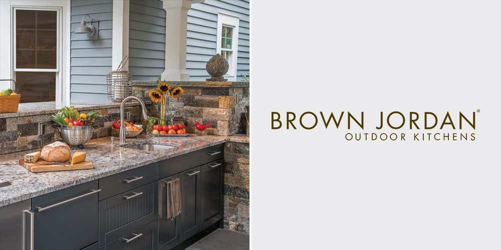 ct brown jordan outdoor kitchen cabinets rye brook ny