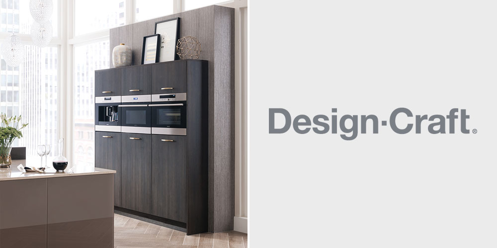 Design Craft Cabinetry. Great Design. Greater Capacity.