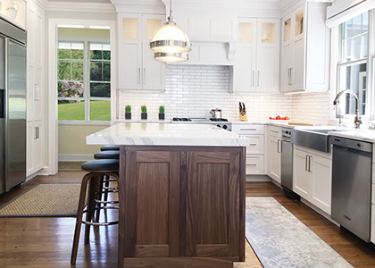 Kitchen Renovation - East Hampton, NY