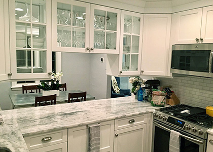 Kitchen Renovation - Pelham, NY