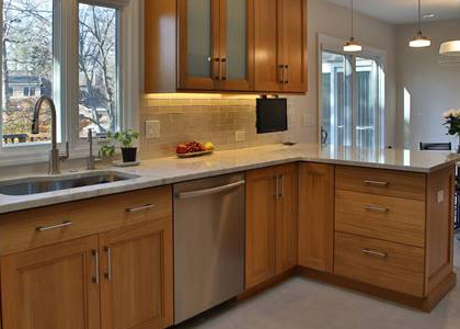 Transitional Kitchen Design - Scarsdale, NY