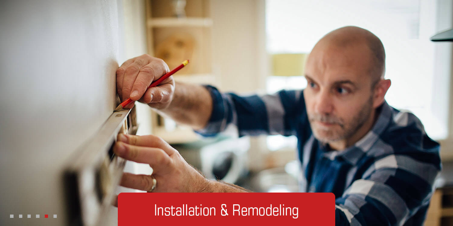 kitchen installation and remodeling services
