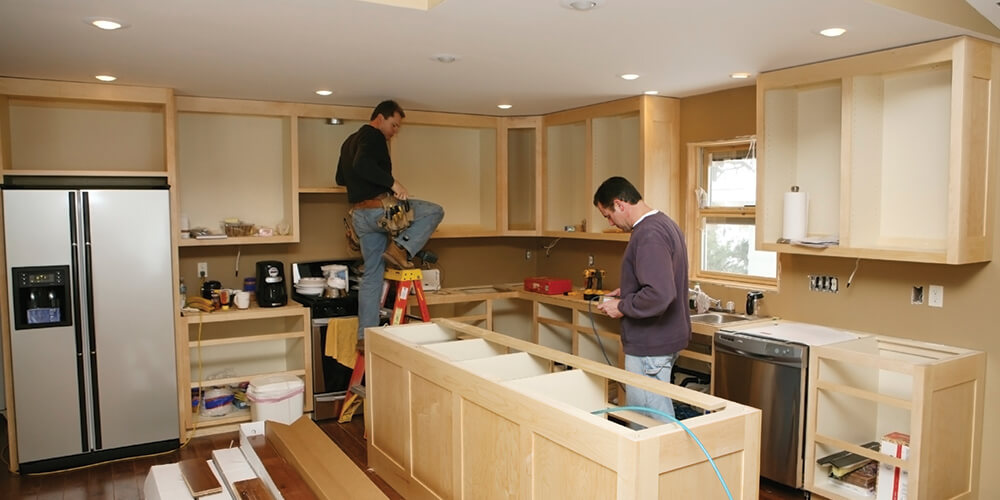 Tips For Making Your Kitchen And Bath Renovation As Painless As Possible
