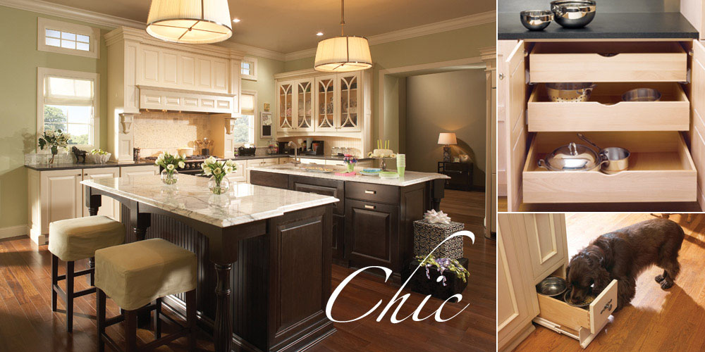 Chic kitchen design solutions in Westchester, White Plains, NY