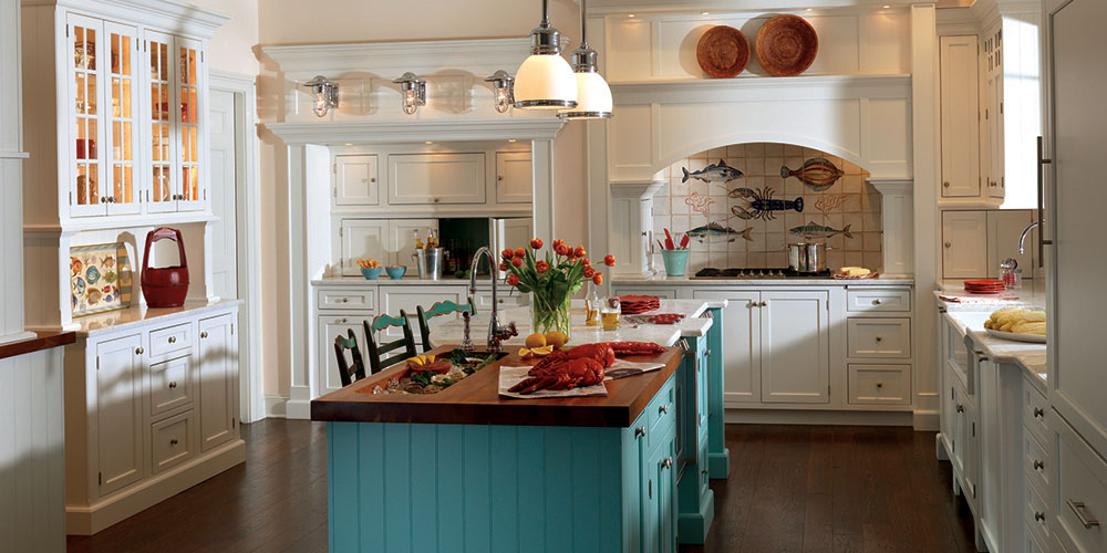 Country Kitchen Design & Cabinetry Westchester | KBS Kitchen ...