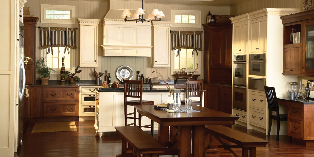 country kitchen design cabinetry in westchester santa cruz