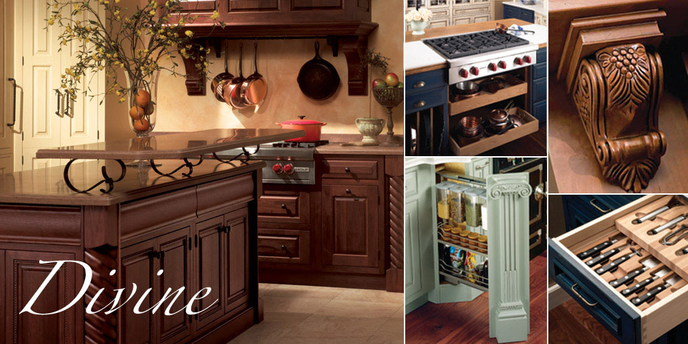 Divine kitchen design solutions in Westchester, White Plains, NY