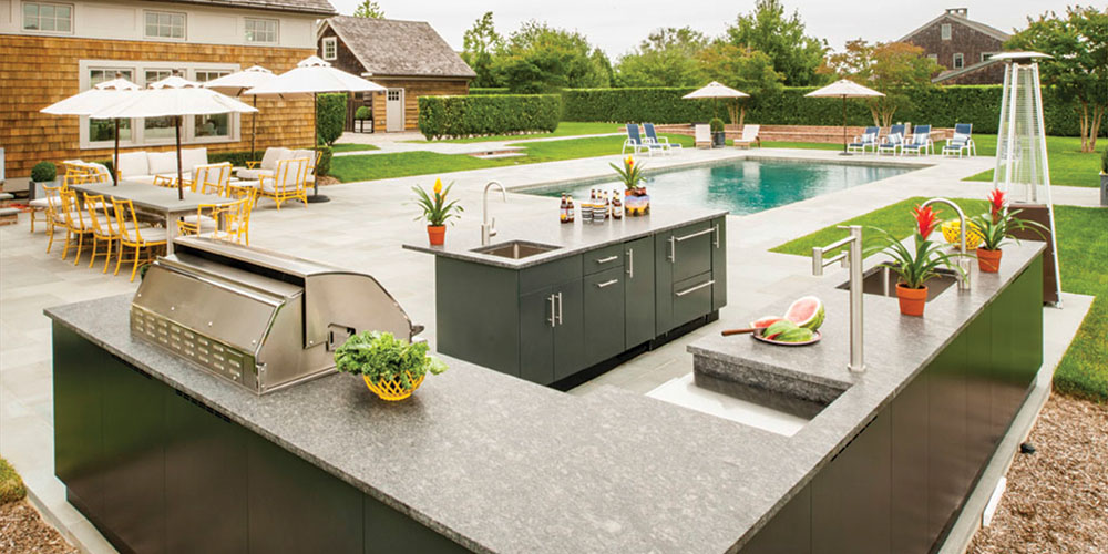 Brown Jordan Outdoor Kitchen Cabinets Westchester, NY
