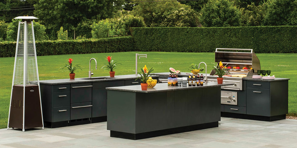 Lovely Brown Jordan Outdoor Kitchens Design