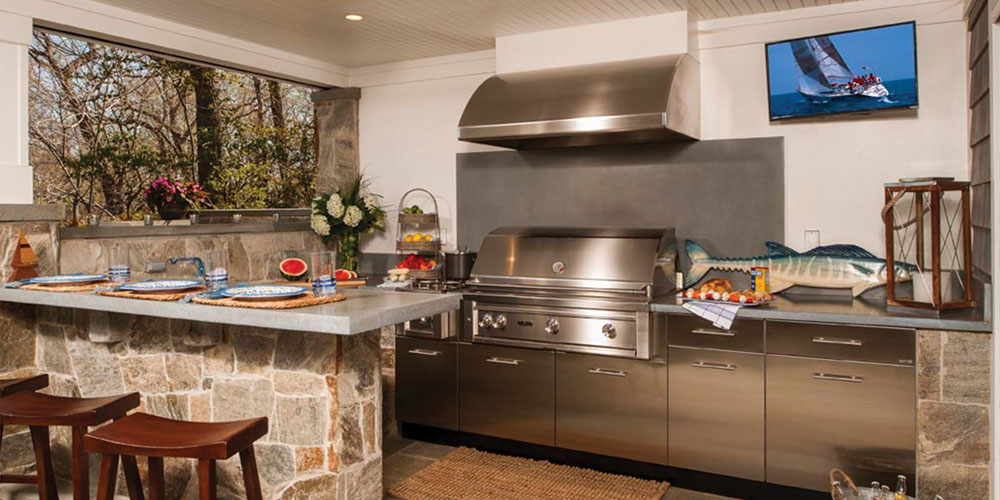 Brown Jordan Outdoor Kitchen Cabinets Katonah, NY