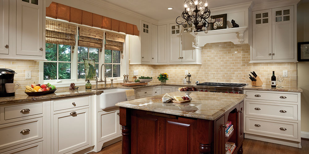 Plain & Fancy - Traditional Cabinetry - Chappaqua, NY