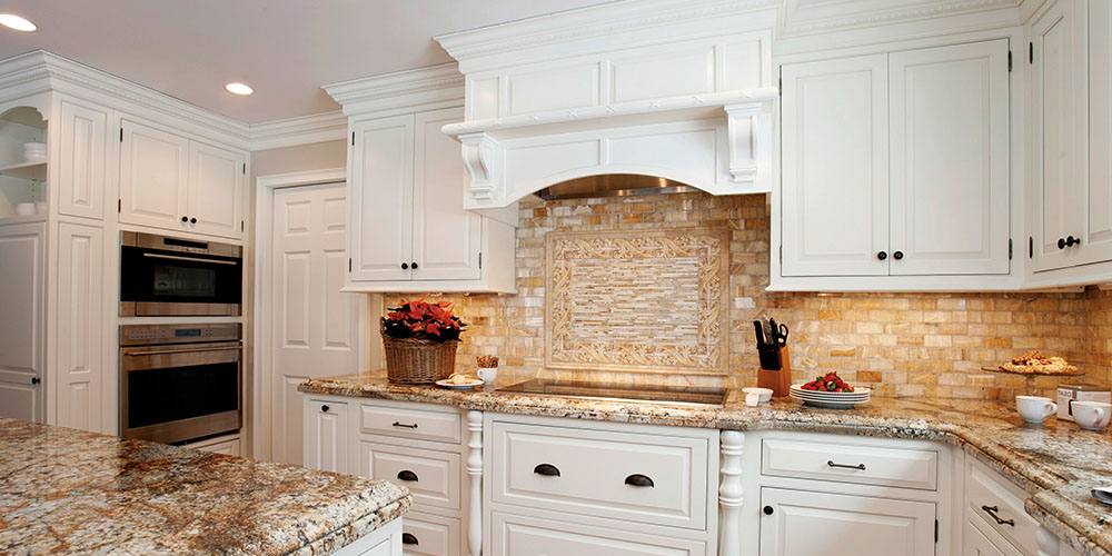 Plain & Fancy - Traditional Kitchen Remodel - Eastchester, NY
