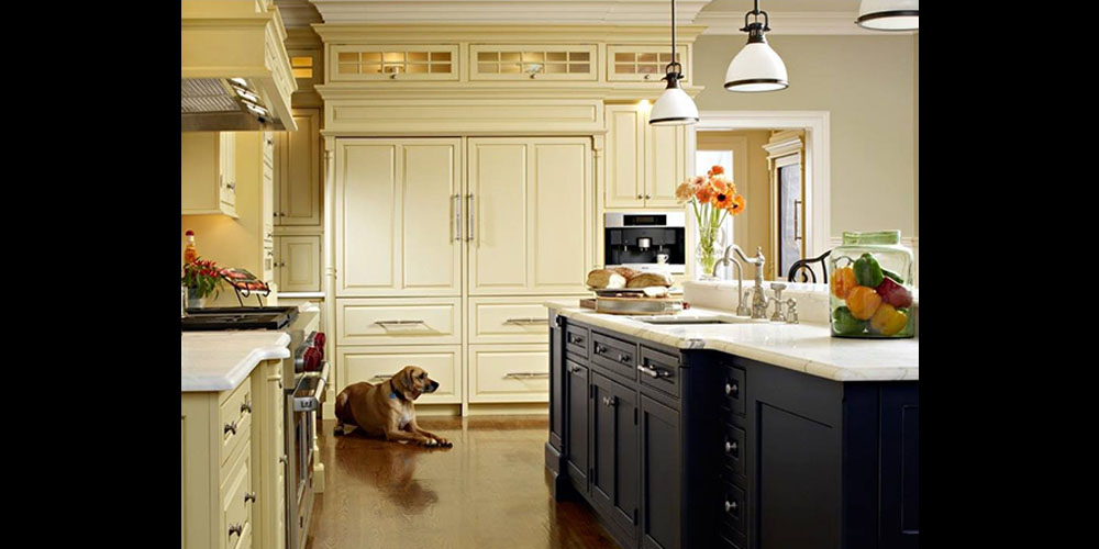 Plain & Fancy - Traditional Cabinets - Scarsdale, NY