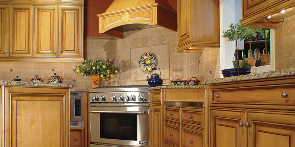 UltraCraft - Traditional Inset Cabinets - Mamaroneck, NY