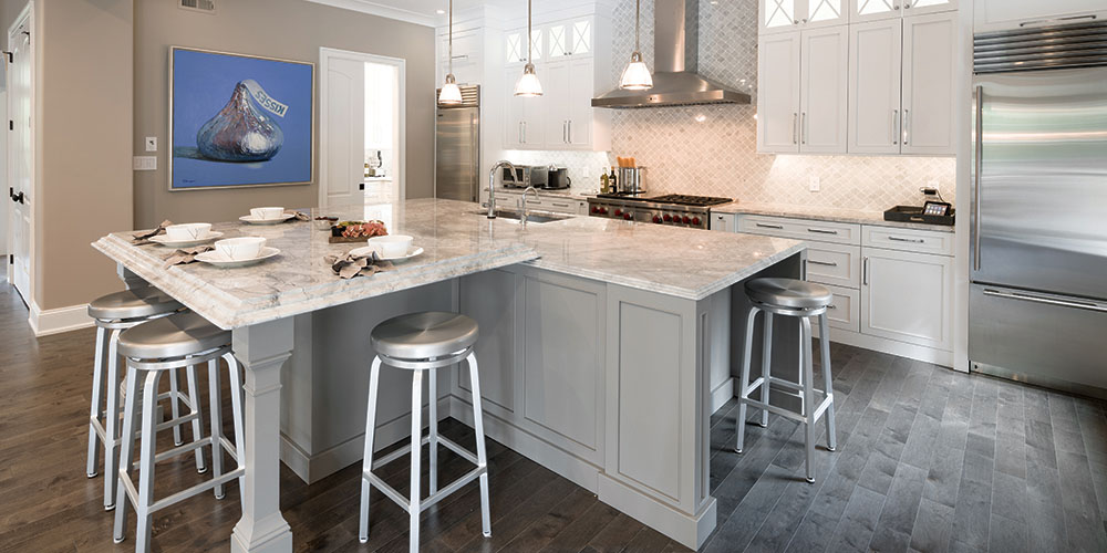 Transitional Kitchen Design & Cabinetry Westchester | KBS ...