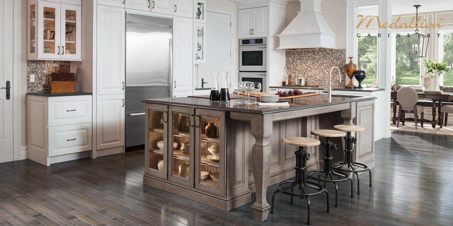 KBS - Kitchen and Bath Source - White Plains, NY - Medallion Cabinetry